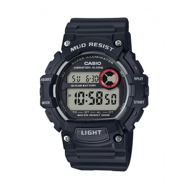 Casio Mud and Water Resistant