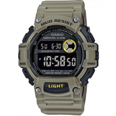 Casio Men's Digital Mud Resistant Digital Watch