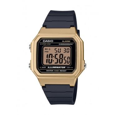 Casio Men's Classic Digital Watch, Gold/Black