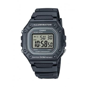 Casio Men's W218H-8AV Grey Digital Sport Watch