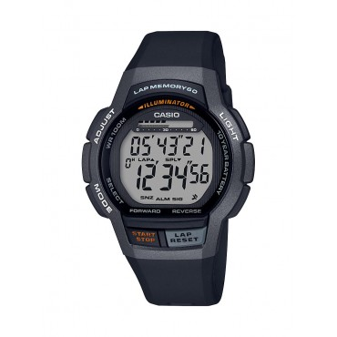 New Casio Men's Step Tracker Series and 60 Lap Memory