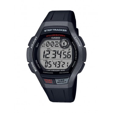 New Casio Men's Step Tracker Series