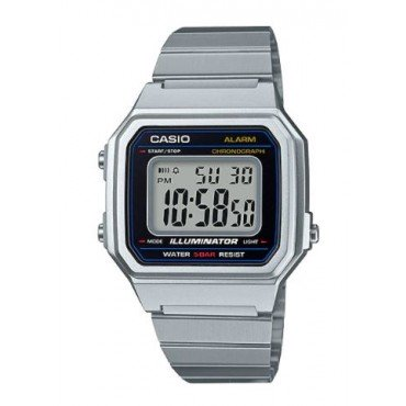 Casio Men's 'Classic' Quartz Metal and Stainless Steel Casual Watch