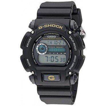 G-Shock GW9052-1BCG Men's Black Resin Sport Watch