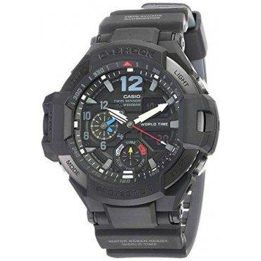 Casio Men's G-Shock Master of G Gravitymaster Black Watch