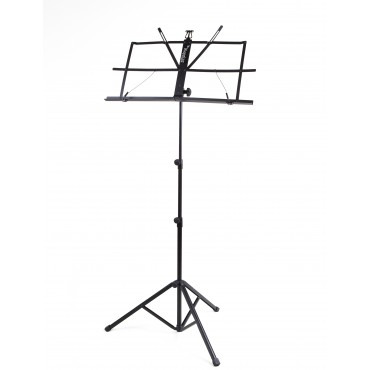 Reprize Accessories CMS-2 Compact Folding Music Stand with carrying case