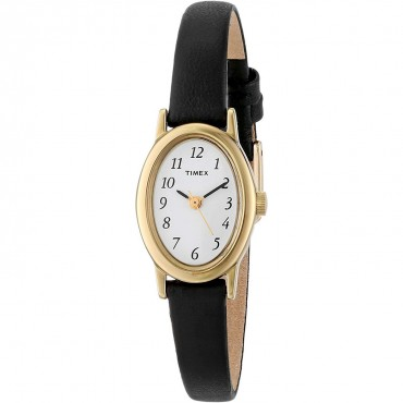 Timex Womens Cavatina Gold Tone Watch