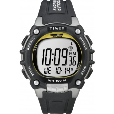 Timex Mens Ironman Triathalon Sport 100 Lap Watch
