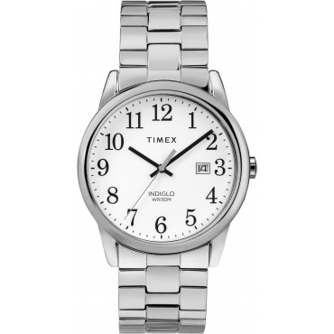 Timex TW2R58400 Men's Stainless Expansion Bracelet Watch