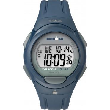 Timex TW5M16500 Men's Ironman  Essential 10 Navy Strap Watch