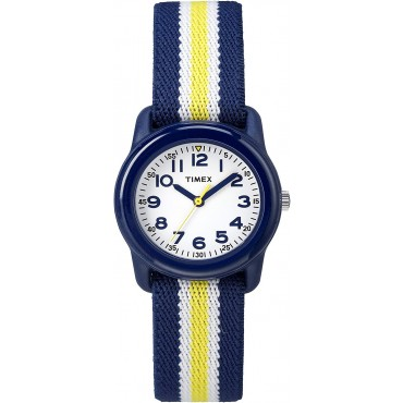 Timex Youth Timex   Kids Analog with Adjustable and Washable Strap