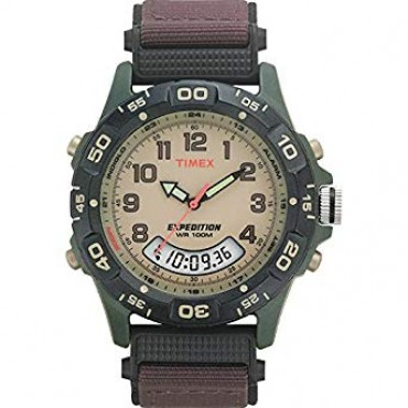 Timex Mens Expedition Analog Digital Watch