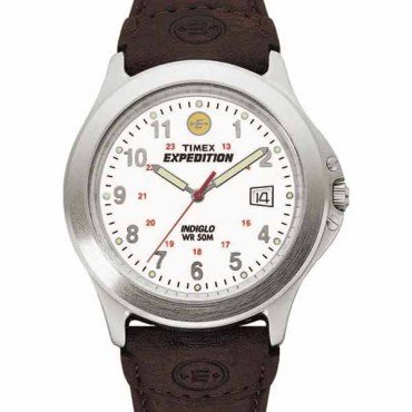 Timex Mens Outdoor Metal Field Watch