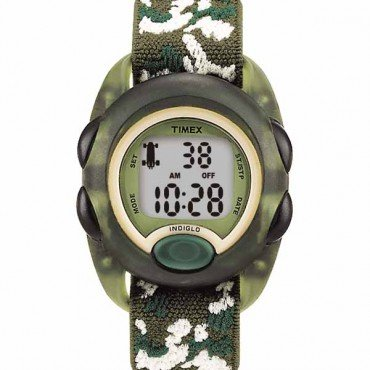 Timex Youth Kids Digital Green Camo Watch