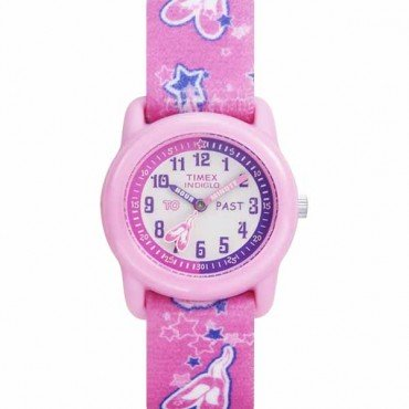 Timex Kids Youth Analog PInk Ballet Watch